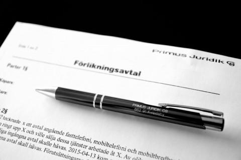 Avtalsrätt i Sundsvall